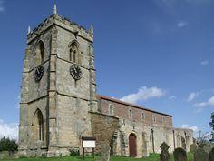 St John the Baptist Church, Carnaby by J.Hannan-Briggs