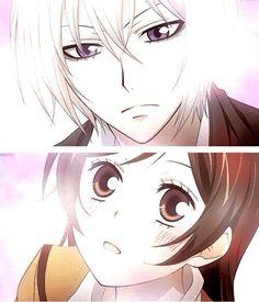 Nanami and Tomoe ❤️