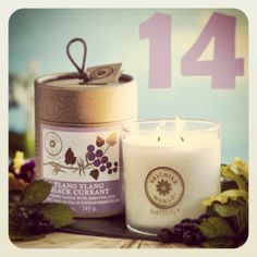 14 days to go - with Candle Jars, Candles, Earth Hour, Essential Oils, Candy, Candle Sticks, Candle, Essential Oil Uses, Essential Oil Blends