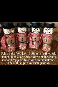 Cute homemade gift idea