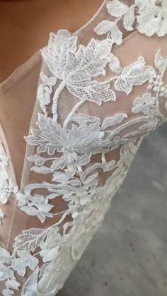 Diy Wedding Dress, Wedding Dress Patterns, Amazing Wedding Dress, Wedding Pins, Elegant Wedding Dress, Dress Sewing Patterns, Dream Wedding Dresses, Wedding Groom, Bridal Dresses