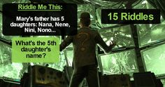 Can You Solve These Difficult Riddles By The Riddler Himself? | Playbuzz
