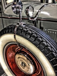 Packard Antique Car 2