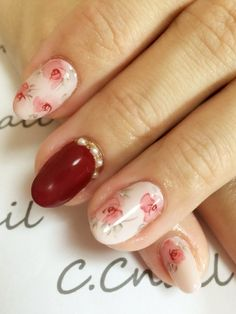 How to Make a Nail Art Flower. A set of beautifully manicured nails is a sign that you've taken good care of them. While you can't go wrong with a French manicure or some solid-colored talons, try taking your manicure to the next level by..