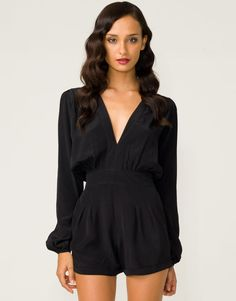 I love rompers! Easy, comfy and can be day or night. Only $48 on MotelRocks.com