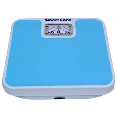 Smart Care SCS-117 Mechanical Personal Weighing Scale has a capacity of 130 kg (260lb). The graduation is 1 kg (2lb). The scale needs to be kept in dry place.