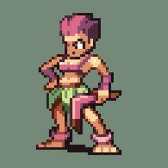 Jungle Girl!#pixelart #pixelarts #pixelartist #pixelartapp #pixelart #pixel #pixels #indiedev #gamedev #game #games #gaming #gamer #videogame #videogames #videojuego #videojuegos #retrogaming #retrogames #retrogame #gameart #gameartist #gameartwork #gamearts #videogameart
