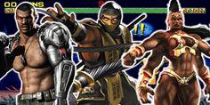 Mortal Kombat é uma série de jogos criados pelo estúdio de Chicago da Midway Games. Em 2011, depois da falência da Midway, a produção de Mortal Kombat foi adquirida pela Warner Bros, tonando-se de seguida na Netherealm. A Warner detém actualmente os direitos da série.