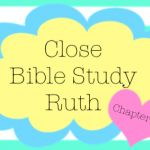 Add Close reading methods to your Bible quiet time and revitalize your walk with God. Close reading method applied to Bible study means greater comprehension and understanding of Scripture.