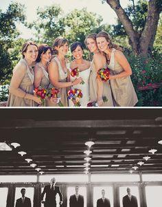 Real Wedding: Vanessa + Chris' Vintage Spanish Wedding