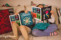 Recopilatorio de Libros para peques - Especial dia del Libro - Tigriteando