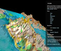 Twitter visualizes billions of tweets in artful, interactive 3D maps