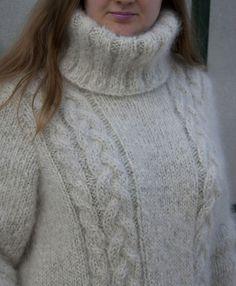 Thick Sweaters, Women's Sweaters, Warm And Cozy, Knits, Knitwear, Cardigans, Women's Fashion, Wool, Turtlenecks