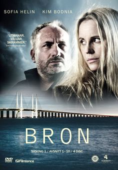 The Bridge (TV Series 2011). Swedish/Danish. When a body is found on the bridge between Denmark and Sweden, right on the border, Danish inspector Martin Rohde and Swedish Saga Norén have to share jurisdiction and work together to find the killer. A truly fantastic thriller.