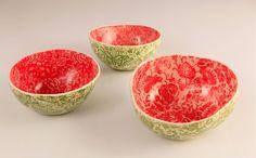 watermelon bowls | from samantharobinson.com.au