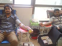 Vee Technologies - Blood Camp 2014