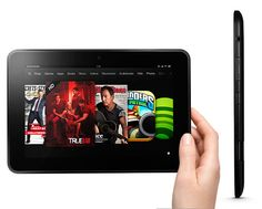 Kindle Fire HD Price, Release Date and Specs Announced (Paperwhite Kindle, Too!)