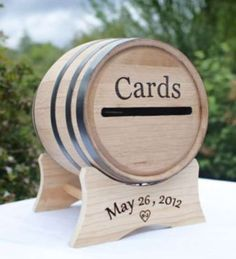 22 Ways To Use Wine Barrels At Your Rustic Country Wedding!