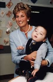 Image result for princess diana charities