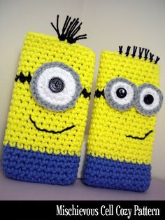 minion cell case