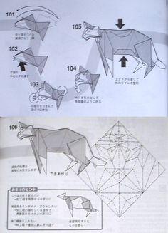 Gato+11+-+Tanaka+Masashi+-+Origami+Tanteidan+Magazine+95.JPG (1154×1600)