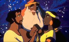 Moses & Tzipporah (The Prince of Egypt)