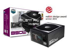 My Good design-Silent Pro Hybrid