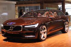 2014 Volvo Estate Concept