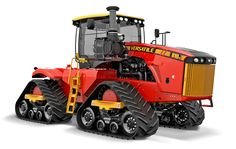Versatile - DeltaTrack Tractors