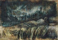 """The Dream""  by Yaroslav Gerzhedovich"