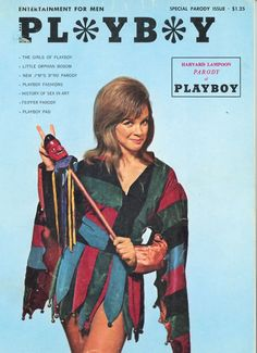 Magazine parodies / part two / Harvard Lampoon parodies Vintage Playmates, Playboy Playmates, Magazine Wall, Magazine Covers, Print Magazine, Playboy Enterprises, Hugh Hefner, Playboy Bunny, Thing 1