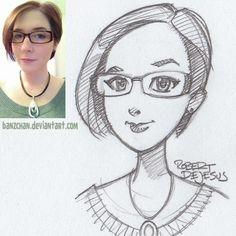 Enigmaurora Sketch by Banzchan on DeviantArt