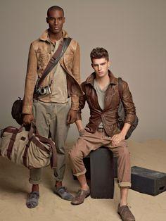 Dolce & Gabbana safari chic <3