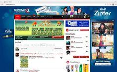 Ziper Festival-Mama - Sitebranding auf Szene1.at Radios, Pictures