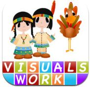 Free Technology for Teachers: Mr. Turkey, Where Are You? - A (free) Thanksgiving App (for pre-K students)