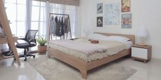 Tromso, The Good Place, Bedroom, Places, Furniture, Home Decor, Lugares, Bedrooms, Interior Design