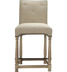 Marit Bar Stool from the Atelier collection by Hickory Chair Furniture Co.