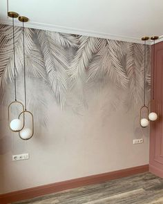 Room Design Bedroom, Home Room Design, Home Interior Design, Interior Decorating, Bedroom Decor, Wall Painting Decor, Wall Decor, Luxurious Bedrooms, Contemporary Decor