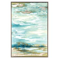 Get Blue & Gray Textured Canvas Wall Decor online or find other Canvas Art products from HobbyLobby.com