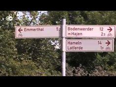 Mit dem Fahrrad durch's Weserbergland - von Höxter nach Hameln!