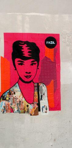 FKDL.  Rue des petits carreaux Paris