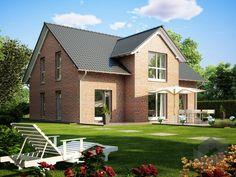 Kiefernallee von GUSSEK HAUS ➤ Alle Häuser unter: https://www.fertighaus.de/haeuser/suche/ Fertighaus, Einfamilienhaus, Fertigteilhaus, Eigenheim, Fertigbau