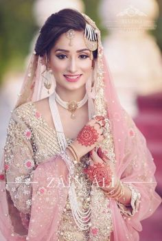 51 Trendy How To Wear Bralette Lace Outfit Pakistani Bridal Makeup, Pakistani Wedding Dresses, Indian Bridal, Walima Dress, Bridal Looks, Bridal Style, Bridal Outfits, Bridal Dresses, Lace Outfit