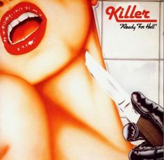 """Killer, Ready for Hell (4.44): This is why I have absolutely zero guilt over how I've acquired an album like this. A band like this should be heard. It's a band that didn't """"make it"""" because some capitalist decided it wasn't worthy of better marketing efforts. If I was limited to purchasing an album like this, I'd never have been able to hear it because it just wasn't available. An important step in the evolution of metal heading into the 80s. 9/17/16"""