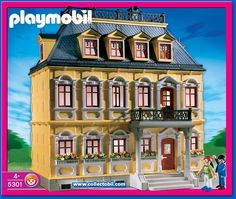 PLAYMOBIL� set #5301 - New Dollhouse