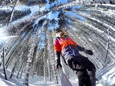 I'll be needing a go pro this year for snowboarding