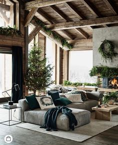 Home Interior Design .Home Interior Design Style At Home, Hm Home, Living Room Decor, Living Spaces, Living Area, Cozy Living Rooms, Home And Deco, Home Fashion, Great Rooms