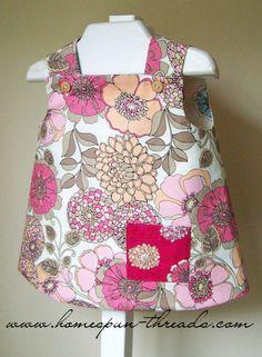 Baby Girl Dress Patterns   FREE BABY DRESS PATTERNS   The Dress Shop