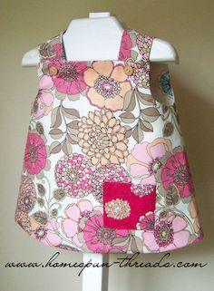 Baby Girl Dress Patterns | FREE BABY DRESS PATTERNS | The Dress Shop