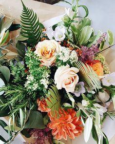 In bloom  #graceandthorn #flowers